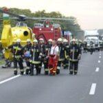 Accident de circulaţie în Ungaria. Trei români au murit şi alţi cinci au fost răniţi