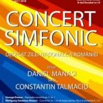 Concert dedicat Zilei Naționale a României, la Filarmonica de Stat Arad
