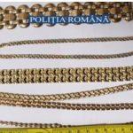 """Dosarul """"Diplome fără studii"""". Aur, bani, perle și rubine, confiscate de polițiști"""