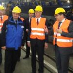 Ambasadorul SUA a vizitat Astra Rail din Arad