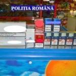 Patron din Lipova, cercetat pentru contrabandă