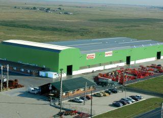 EximBank majorează finanțarea acordată Maschio-Gaspardo România