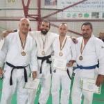Polițiști arădeni, medaliați cu bronz la CN de judo al M.A.I.