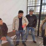 Migranți din Afganistan, reținuți la Nădlac