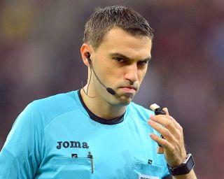 Ovidiu Hațegan, la al șaptelea meci în cupele europene în actualul sezon