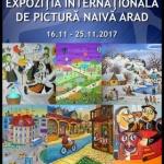 Expoziţie internaţională de pictură naivă la sala Clio