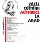Zilele Culturii Austriece, ediția a IV-a, la Arad. PROGRAM