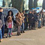 42 de irakieni, opriţi  la graniţa cu Ungaria