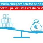 USR Arad: Primăria crește taxele pentru că angajații vorbesc la telefoane de lux