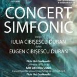 Concert cu muzică de Ceaikovski, la Filarmonica de Stat Arad