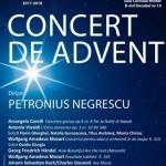 Concert de Advent la Filarmonica de Stat Arad