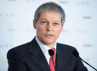 Dacian Cioloş a lansat Partidul Libertăţii, Unităţii şi Solidarităţii (PLUS)