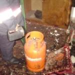 Femeie din Sebiș cu arsuri grave, după explozia unei butelii