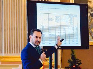 Ce investiții le promite primarul Falcă arădenilor în 2019