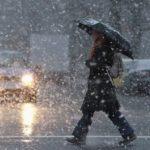 Informare meteo. Ploi, lapoviţă şi ninsoare