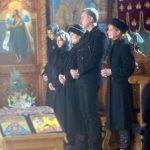 Familia Regală, la slujba de a doua zi de Crăciun de la Săvârşin