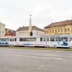 Tramvaie dedicate Centenarului Marii Uniri, puse în circulație la Arad