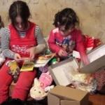 """Campania umanitară """"Trăiește Magia Crăciunului, dăruind"""" la momentul bilanțului"""