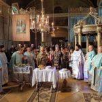 Sfântul Sava al Serbiei, sărbătorit la biserica sârbească din Arad