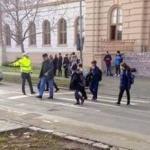 Şcolile din Arad, în atenţia poliţiştilor locali