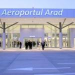 Cursele Tarom pe Aeroportul din Arad, din martie 2019