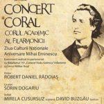 Ziua Culturii Naționale la Filarmonica de Stat Arad. Concert coral și recital de poezie