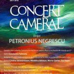 Concert cameral în sala Regele Ferdinand. PROGRAM
