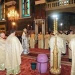 Boboteaza la Catedrala Veche din Arad