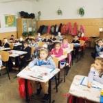 Elevii şi preşcolarii intră în vacanţa de primăvară
