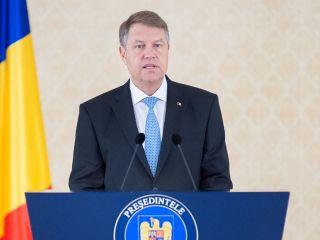VEZI ce cadouri a primit preşedintele Klaus Iohannis, în 2018