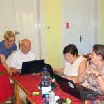 Vârstnicii din Centrul de îngrijire de pe Calea Bodrogului, inițiați în IT