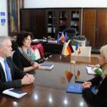 Parteneriate bilaterale pentru nemții din Arad