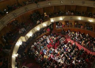 """""""Luna plină de teatru"""", la final. 25 de spectacole, peste 5.000 de spectatori"""