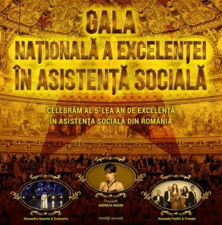 DGASPC Arad și mai mulți asistenți sociali, nominalizați la Gala Națională a Excelenței în Asistență Socială