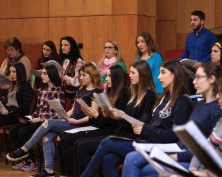 Workshop Cantus Mundi la Pecica