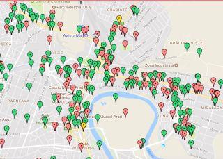 USR Arad: Aplicația pentru sesizări a Primăriei are efect numai pe monitor