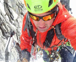 Zsolt Torok prezintă ascensiunea sa din Patagonia, la sediul USR Arad