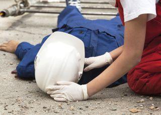 Numărul accidentelor de muncă a crescut în județul Arad