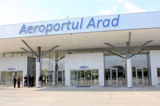 Adrian Todor: A fost semnat contractul de colaborare între Aeroportul Arad şi Tarom