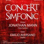 Partituri de Schubert în concertul Filarmonicii de Stat Arad