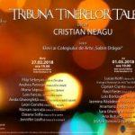 Tribuna Tinerelor Talente la Filarmonica de Stat Arad