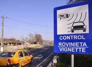 Şoferii care circulă fără rovinietă pot scăpa de amendă, în anumite condiţii