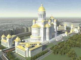 Patriarhia: Catedrala Mânturii Neamului va fi sfinţită pe 25 noiembrie