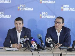 Partidul lui Victor Ponta şi Daniel Constantin a primit personalitate juridică