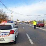 Vitezomani depistați de radar. Doi șoferi au condus prin localități cu peste 110 km/h