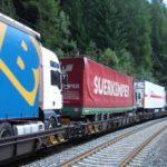Un tren de tip Ro-La a făcut 12 ore de la Curtici la Craiova