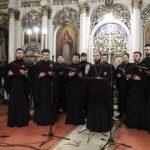 """Grupul psaltic """"Tronos"""", în concert la Arad"""