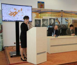 Consiliul Județean Arad intenționează să construiască o secție de pediatrie