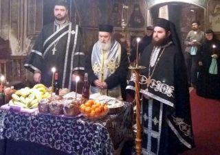 """Episcopul Sinesie Jivanovici, comemorat la Mănăstirea """"Sfântul Simeon Stâlpnicul"""""""
