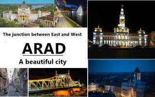 140 de oficiali europeni vin săptămâna viitoare la Arad